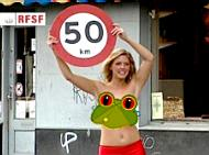 Danish speed limit