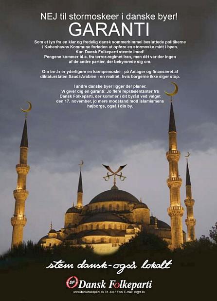 DF: No Mosque!