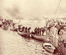 The evacuation from Dunkirk