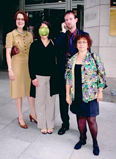 Fausta, Neo-neocon, Michael Totten, and Judith of Kesher Talk