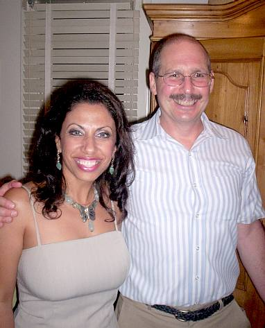 Brigitte Gabriel and Andy Bostom