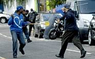Gang violence in London