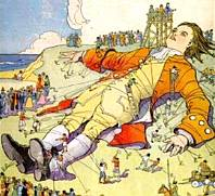 Gulliver and the Lilliputians