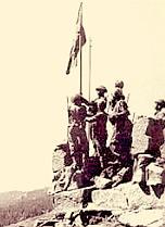 Indian troops at Haji Pir
