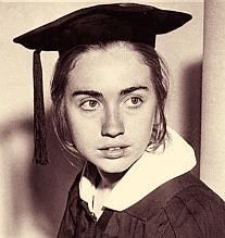 Hillary's graduation