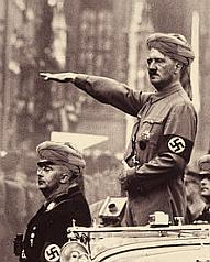 Hitler in a turban