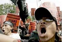 Indonesians protest Ahmadiyya