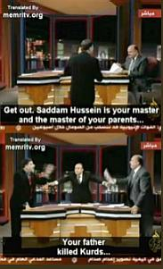 Iraqis on TV