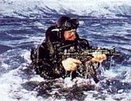 Jægerkorpset commando