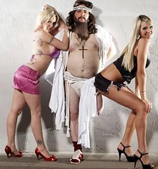 The Jesus Hippie