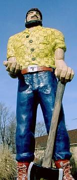 Are we lumberjacks?