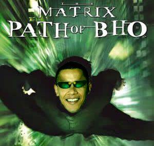 Matrix: Path of BHO