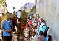 Mogadishu; photo by AFP