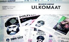The Motoons in Helsingin Sanomat