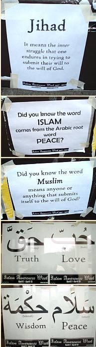 Islam Awareness Week