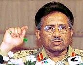 Gen. Syed Pervez Musharraf