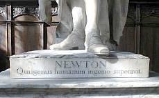 'whose genius surpassed all human kind'