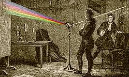 Newton's prism
