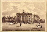 Opernhaus in Berlin
