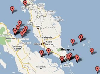Piracy in Malaysia