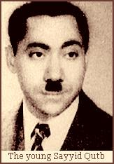 The young Sayyid Qutb