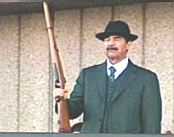 Saddam in his heyday