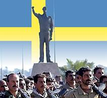 Saddam's people in Sweden