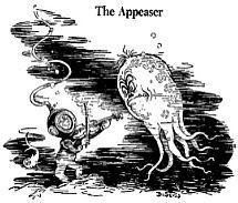 Dr. Seuss on Appeasement