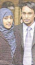 Shabina Begum and Shuweb Rahman