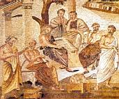 Socrates mosaic