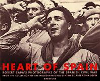 Spanish Civil War — photo by Robert Capa