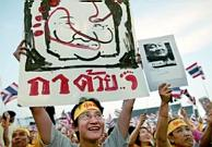 Thai protests