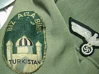 Turkistan Swastika