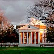 The Rotunda at the University of Virginia