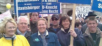 Vienna demonstration