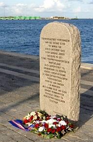 SS Wartheland Monument
