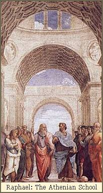 Raphael: The Athenian School