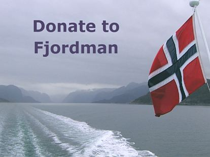 Donate to Fjordman