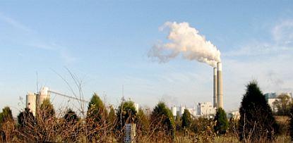 Dominion Virginia Power plant